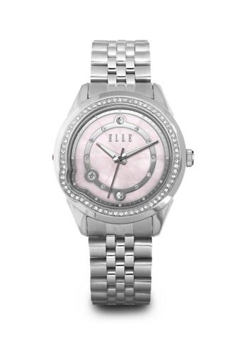 ELLE pink Fashion Ladies Watch EL105AC73LLMMY_1