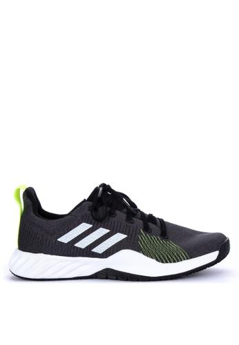 adidas black adidas solar lt trainer m 55F39SHE59656BGS_1