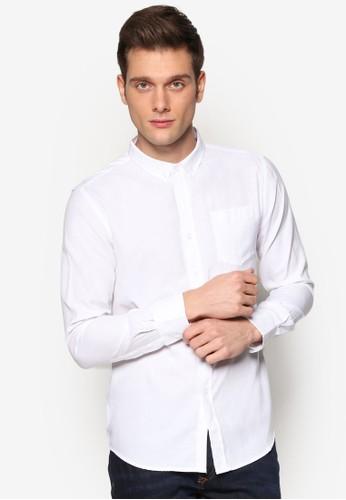 基本款牛津長袖襯衫, 服飾, 襯esprit 尖沙咀衫