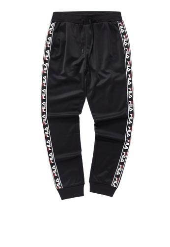 5b3510ca3504 Buy Fila FILA X STAPLE Side Taped Pants Online on ZALORA Singapore