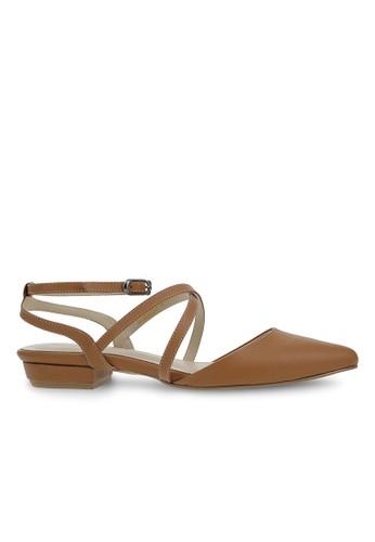MAYONETTE brown Mayonette Rossa Flats - Khaki MA831SH0URBDID_1