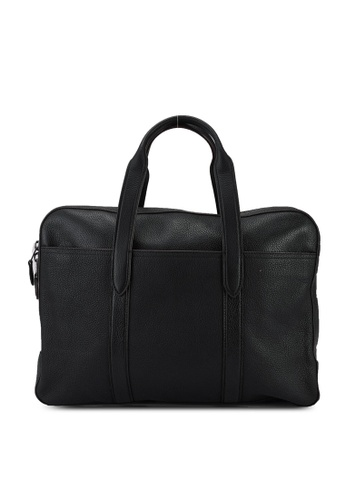 Coach black Coach Swagger Carryall Bag (cv) 9DCF6AC2F9F4F5GS_1
