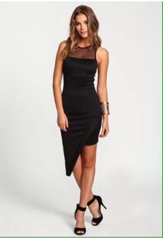 Mel Mesh Dress