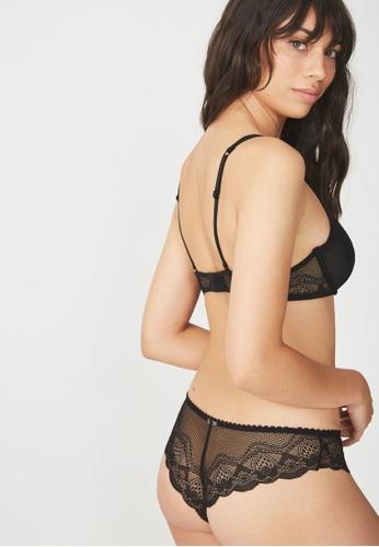 b6c26921ab Buy Cotton On Body Cindy Underwire Bralette Online on ZALORA Singapore