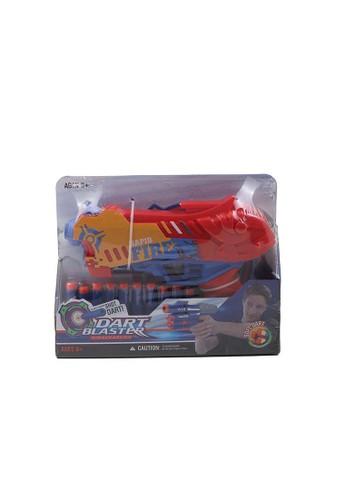 Locally Blend red Dart Gun Blaster Air Gun Series C37AETH3F7853AGS_1