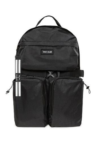 Twenty Eight Shoes 2020 Texture Plaid Men's Backpack 308AI2020 27435AC23E3DC0GS_1