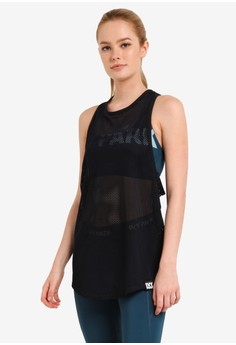 Image of Ao Mesh Racer Vest