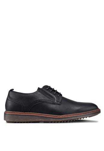 Bata black Busines Dress Shoes 45CABSH85D0123GS_1