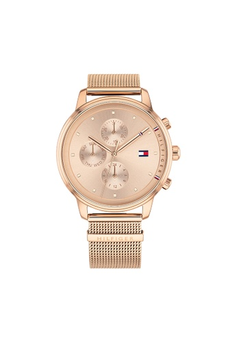 Tommy Hilfiger gold Tommy Hilfiger Rose Gold Women's Watch (1781907) 2ADC6AC2270667GS_1