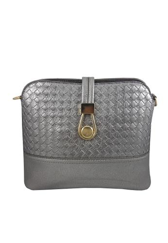TCWK grey TCWK Korea Style Ladies Grey Sling Bag 92DFBAC8B68E2AGS 1 2ed53b3f5ab01