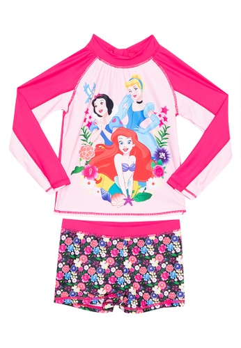 Girls Disney Princesses Sofia The First Frozen Minnie Mouse Long Sleeve Top