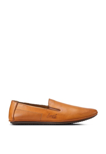 Louis Cuppers 黃色 懶人鞋 休閒Shoes 2CFAESHDF8F03AGS_1