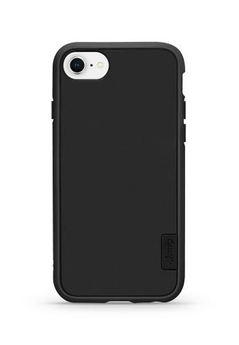 Casetify black DTLA Impact Resistant Case for iPhone 7/8 in Black C0C85AC92B7161GS_1