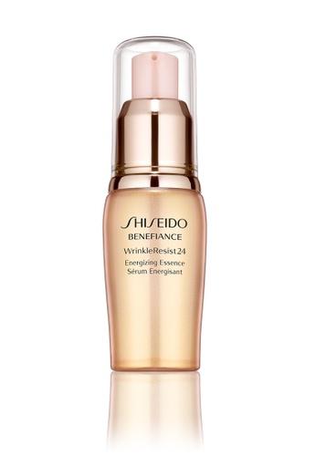 Shiseido gold Benefiance WrinkleResist24 Energizing Essence, 30ml 89EACBEC8A4D16GS_1