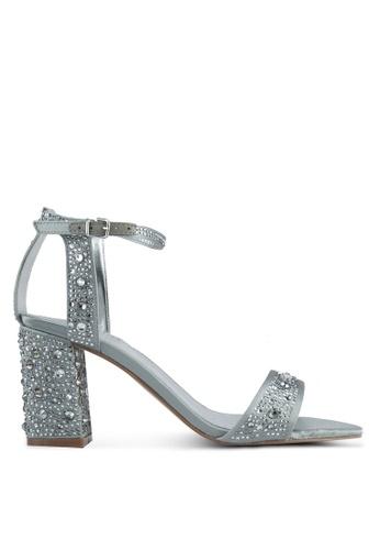 Carvela KG grey High Heels CA459SH0SD2SMY_1