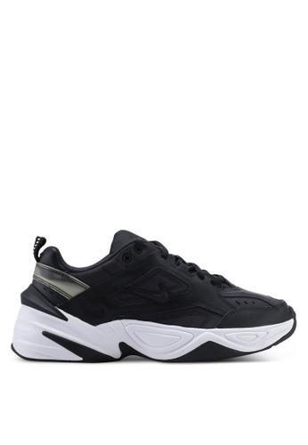 buy online 6686f 803b4 Nike black Women s Nike M2K Tekno Shoes 0B86BSH3933F1DGS 1