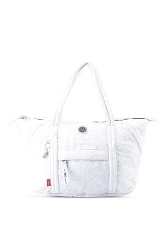 Kipling grey Art Tote Bag 5A45CAC481939CGS_1