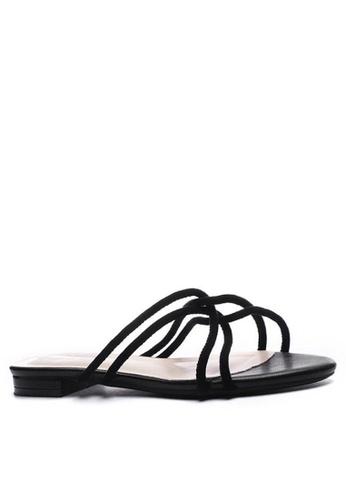 Twenty Eight Shoes Girly Flat Sandals 6848-3 5B9D6SH971D8FFGS_1
