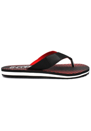 midzone black MIDZONE Color Sandals 1955ESH4B2A207GS_1