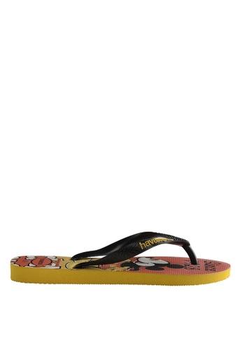 a3c0929ebf5d4 Disney Stylish Flip Flops
