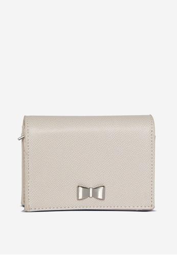 Dorothy Perkins 白色 Mini Bow Purse C190DACA97002AGS_1