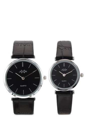 Charleston 經典情侶手錶, 錶類, 其它錶esprit香港分店地址帶