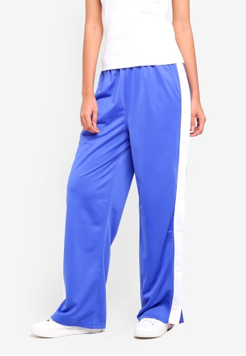 Factorie white and blue Stockton Tricot Trackpants 274ABAA8874D5BGS_1