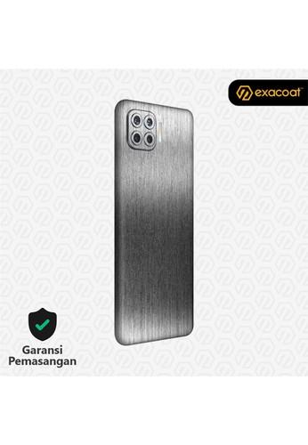 Exacoat Oppo Reno 4F 3M Skins Titanium Series - Titanium Onyx 56533ES77BAA0CGS_1