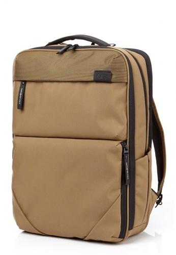 Samsonite Red beige Samsonite RED Plantpack Backpack M F6A48ACDAB400FGS_1
