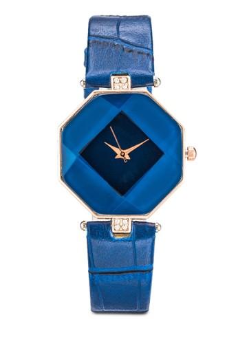 Le Bleu 八角形設計手錶,esprit 澳門 錶類, 休閒型