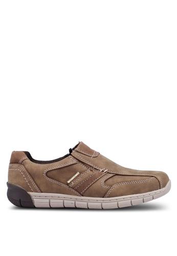Weinbrenner brown Weinbrener Men Outdoor Shoes CF8AFSHF085684GS_1