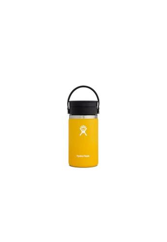 Hydro Flask yellow Hydro Flask 12 oz Wide Mouth w/ Flex Sip Lid - Sunflower (354ml) 1FE61ACF1B2ACDGS_1