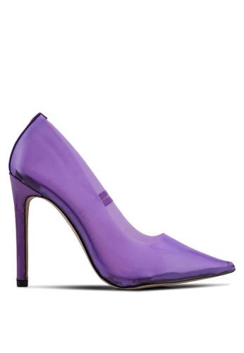 Public Desire purple Extra Heels 7D062SH0BBA5C3GS_1