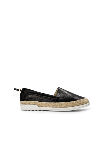 SEMBONIA black SEMBONIA Synthetic Leather Sneaker (Black) 50B0FSH766EABDGS_1