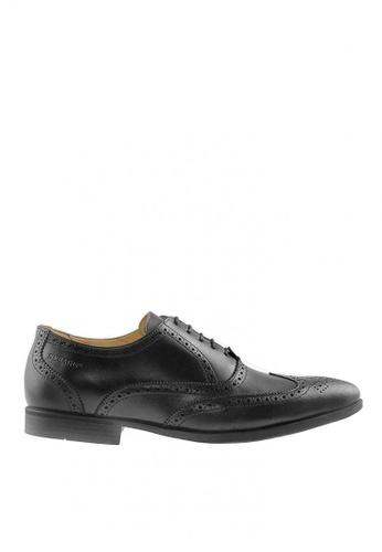 Sebago black Elbrus New Wingtip III Men's Shoes 8AC4FSHEDCD1D1GS_1