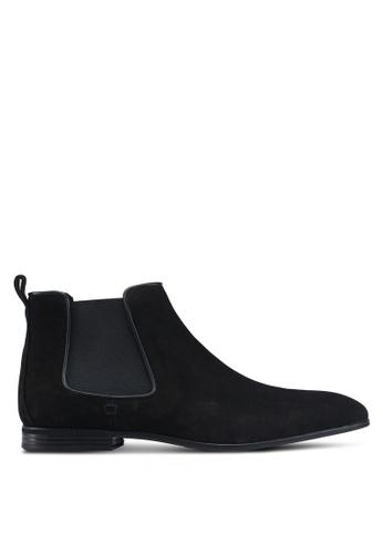 ALDO black Gaudia Boots DC92BSHB678A84GS_1