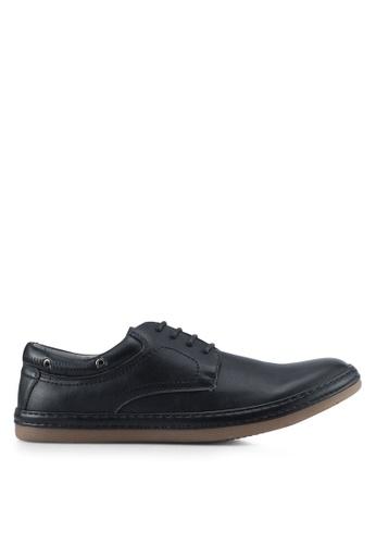Bata black Comfit Cama Dress Shoes 855EASH8D965DAGS_1