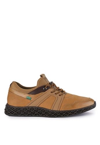 Kickers brown Man Shoes 3115T 809ACSH3430C7FGS_1