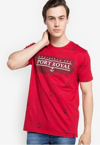 X8 red Rashad T-Shirts X8323AA70DOJID_1
