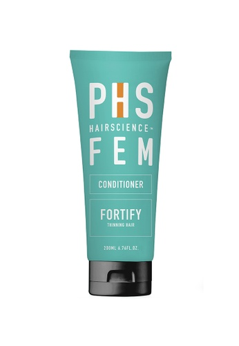 PHS HAIRSCIENCE (For Female Hair Loss) FEM Fortify Conditioner PH462BE0FAKISG_1