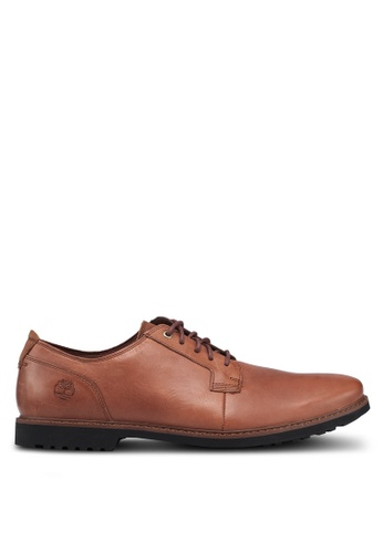 Timberland brown Lafayette Park Oxford 1220CSHE7C5F51GS_1