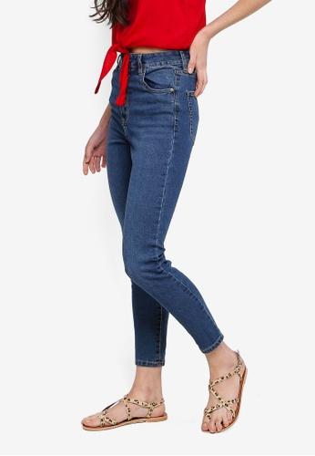 1f13061d74 Shop Cotton On High Rise Grazer Skinny Jean Online on ZALORA Philippines