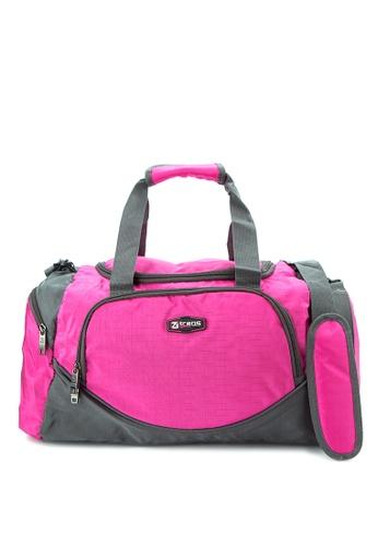 Transgear pink Gym Bag TR281AC0IQNZPH_1