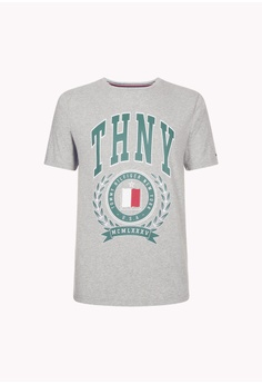 66a5e391 50% OFF Tommy Hilfiger IVY PRINT TEE RM 309.00 NOW RM 154.50 Sizes S M L