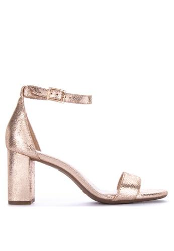 9f18b4f1d5b AEROSOLES gold Bird Of Paradise Ankle Strap High Heels B716CSH2DD61E0GS 1