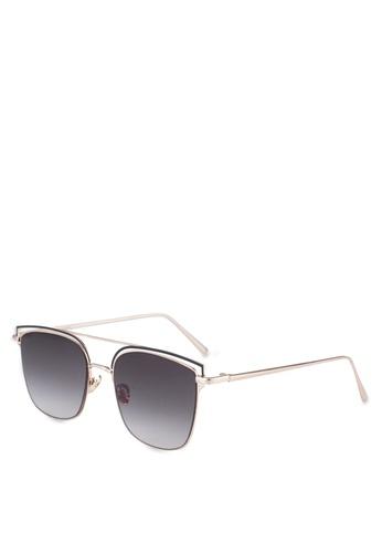 ALDO black Galigolia Sunglasses 5D2D9GL0B9B6A6GS_1