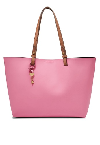 2308403e1cfd Fossil pink Fossil Rachel Tote ZB6817671 2ED22ACB095E95GS 1