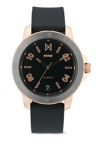 MVMT black MVMT Modern Sport Watch - Calypso MV187AC0SZR0MY_1