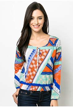 Andy Long Sleeves Top