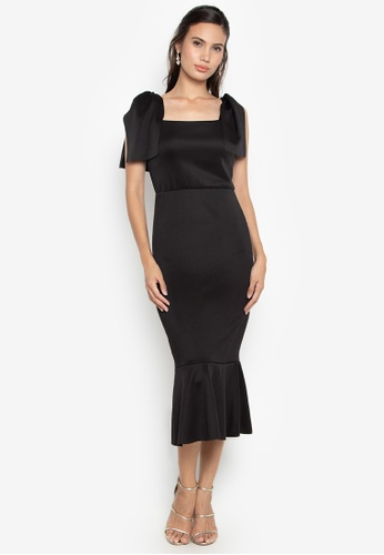 Tantease black Bianca Dress CCE32AA1AF61AAGS_1